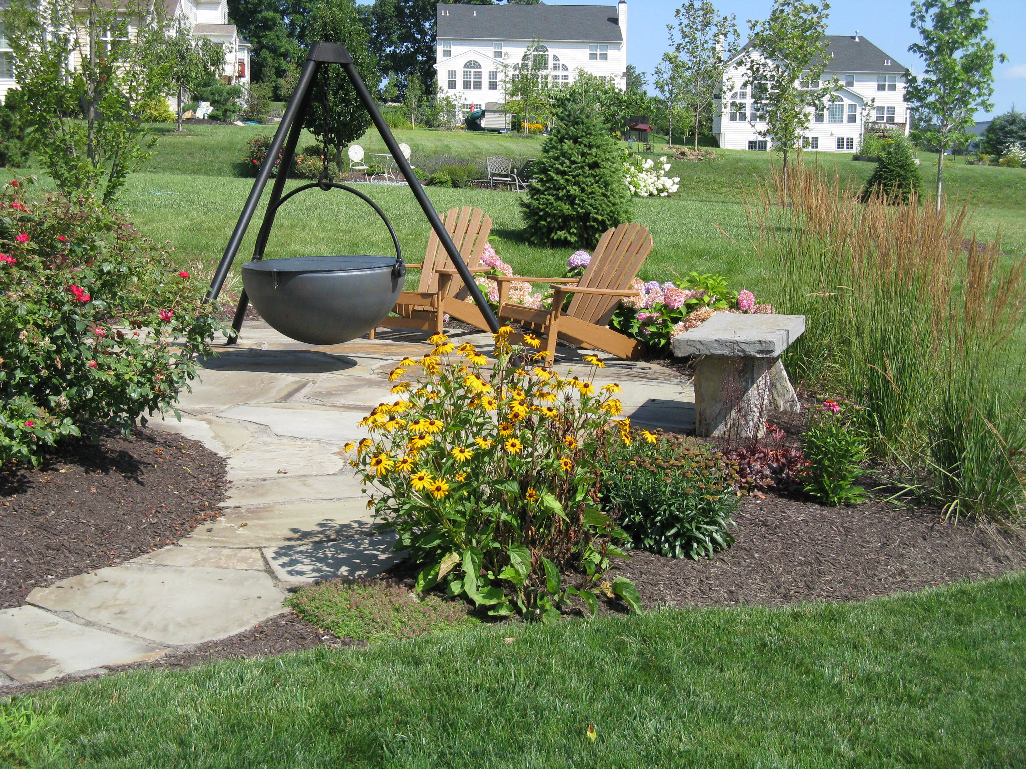 Outdoor Hardscapes Landscape Portfolio Lehigh Valley PA