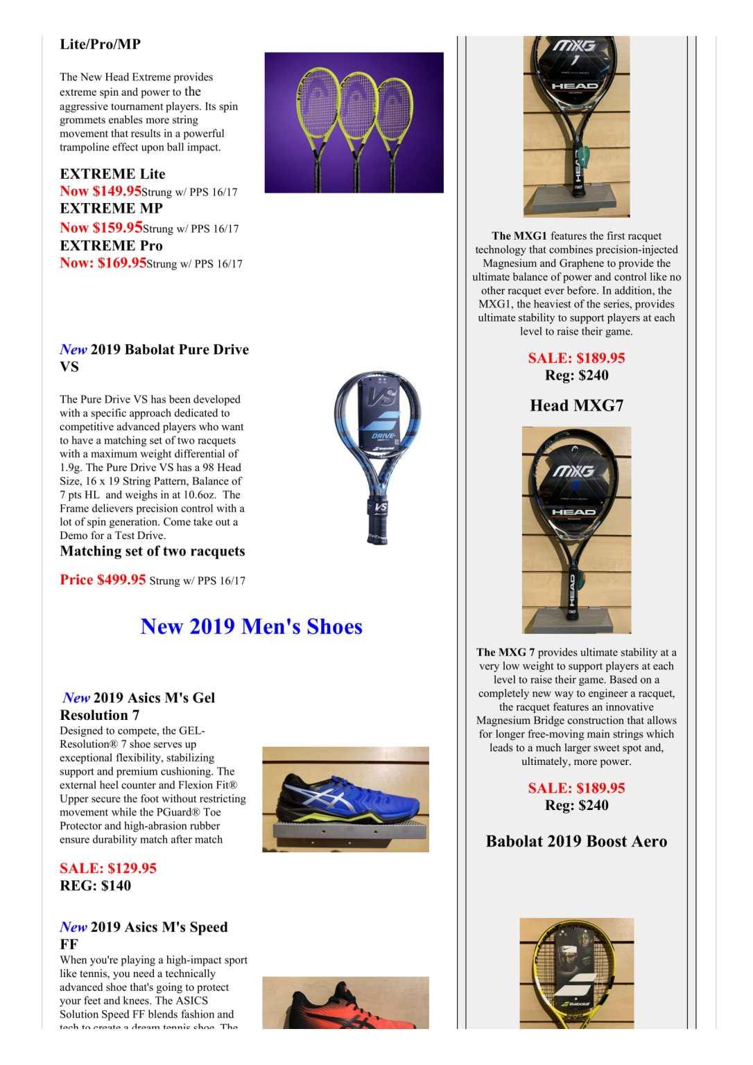 2019 March Newsletter-2