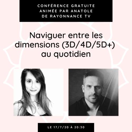 Conférence Rayonnance TV