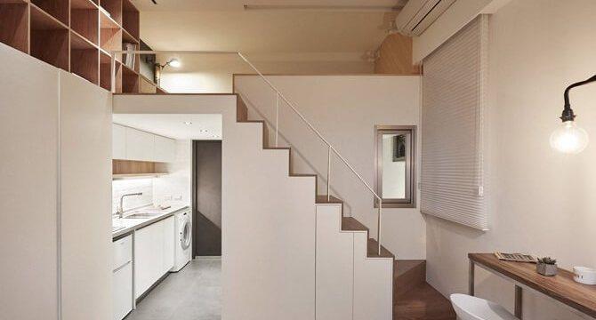 4 Desain Apartemen Dengan Gaya Modern