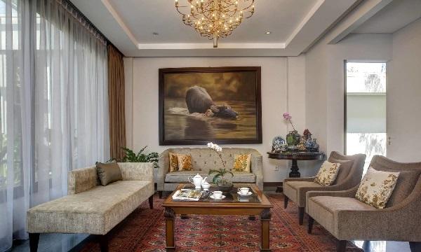Desain Pangkalan Jati House