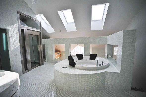 Ванная комната. Дизайн интерьера