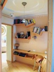 Дизайн интерьера квартиры. Кабинет