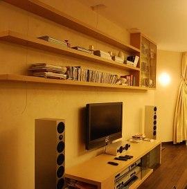 Дизайн интерьера квартиры. Мебель