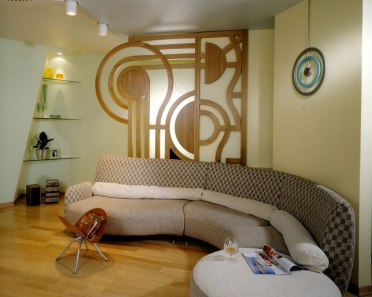 Дизайн интерьера квартиры. Гостиная
