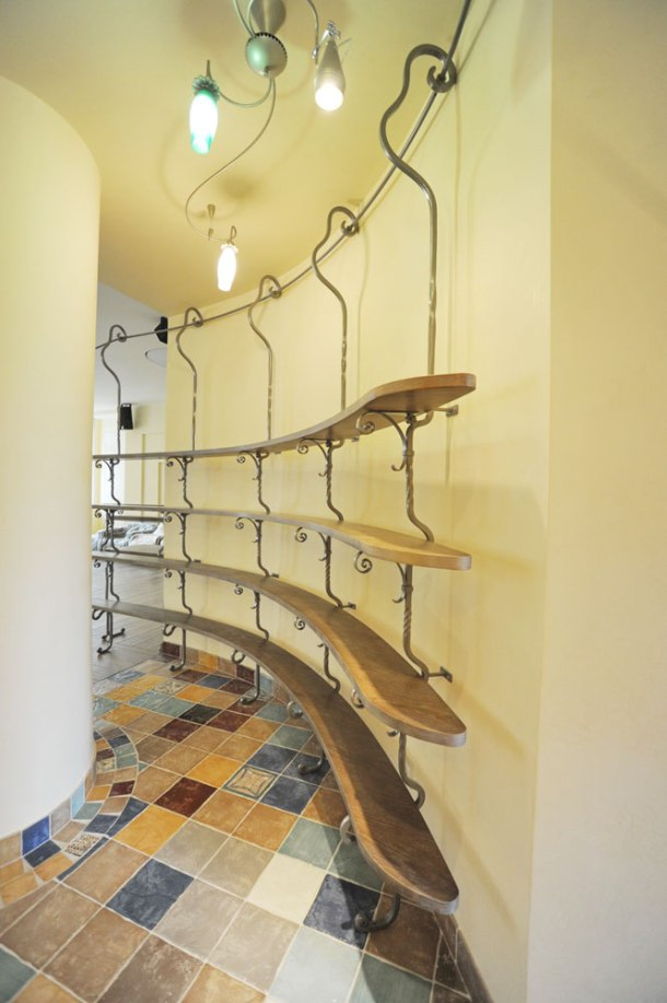 Дизайн интерьера квартиры. Прихожая