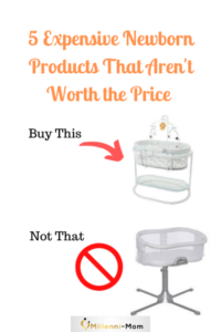 Expensive Newborn Products that arent worth the price