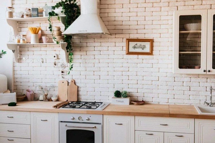sustainable living, apartment kitchen