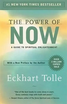 self-help book; the power of now book
