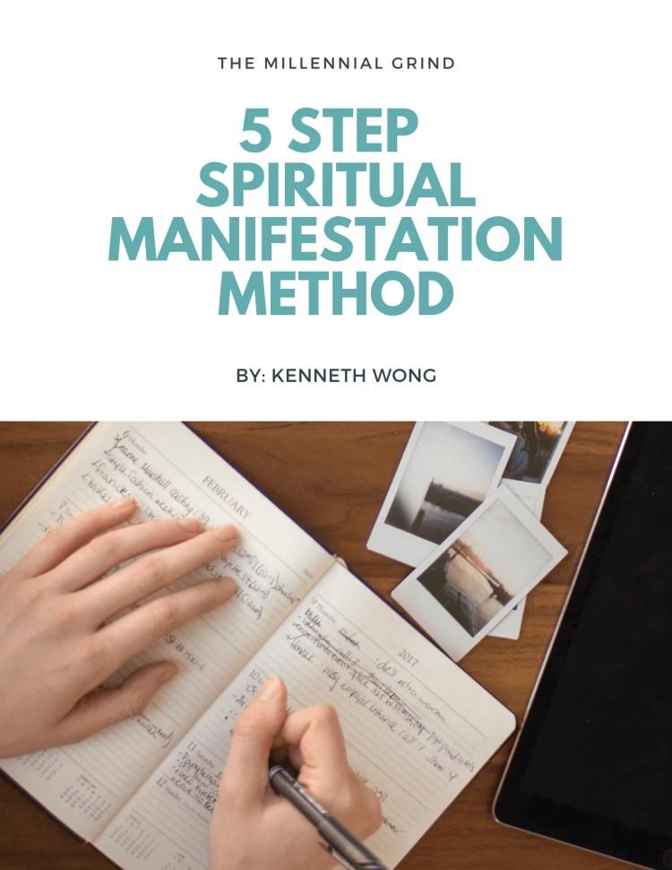 Spiritual Manifestation Method _ The Millennial Grind