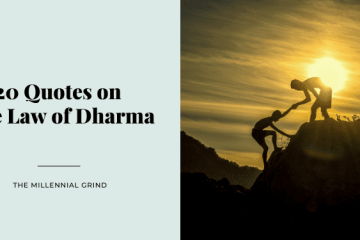 20 Quotes on The Law of Dharma