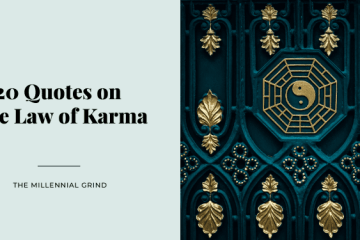 20 Quotes on The Law of Karma