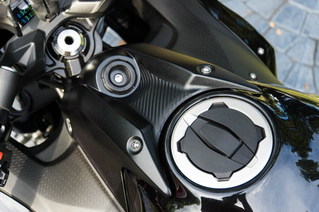 Regardless of what motorcycle you ride, little details like this are what make it special.