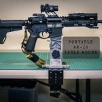 DIY - Portable Table-Mounted Mag Vise for AR-15 Rifle & Pistols