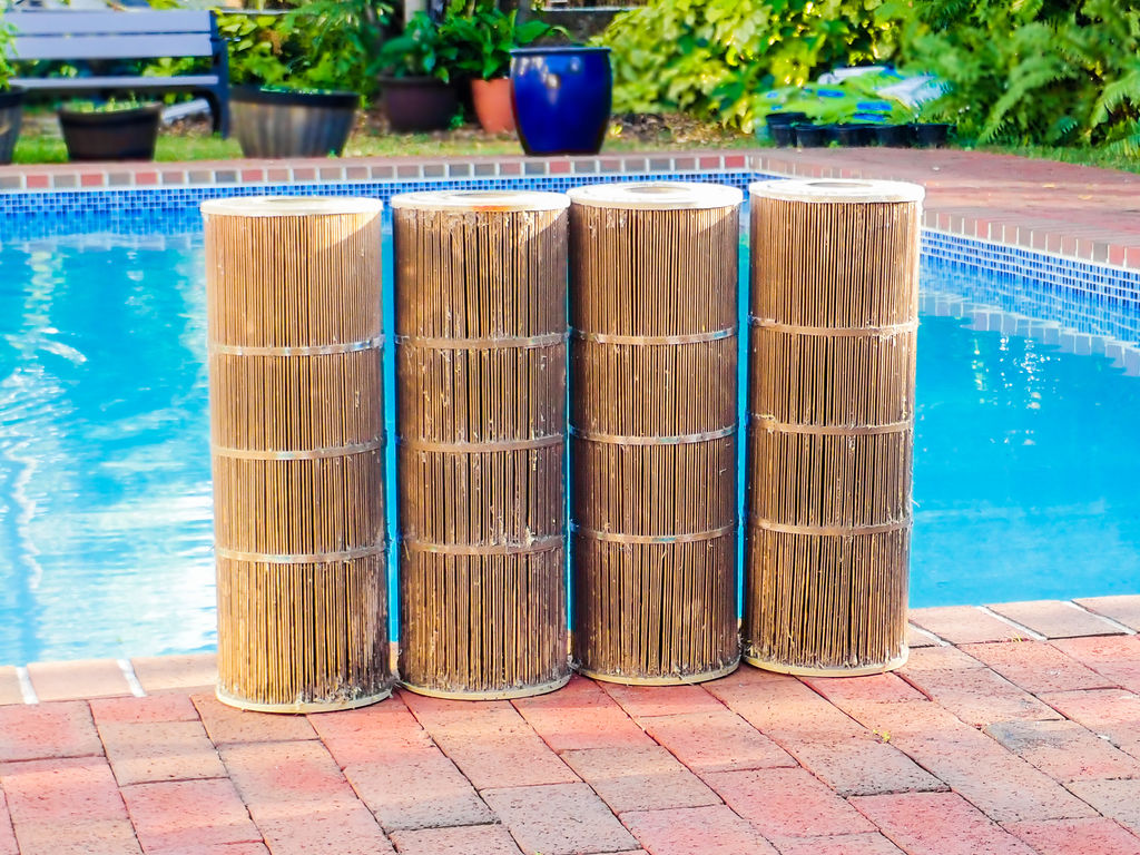 How to Clean a Hayward Pool Filter - Millennial DIYer