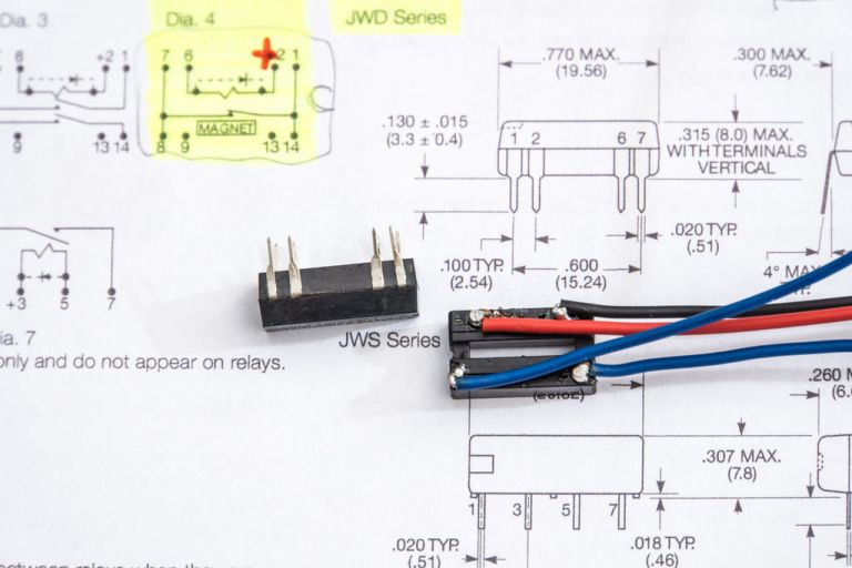 Once you've made sure which wire goes where on the kill switch relay, solder the connections.