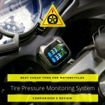 Best Cheap Motorcycle Tire Pressure Monitoring System TPMS Kit Review