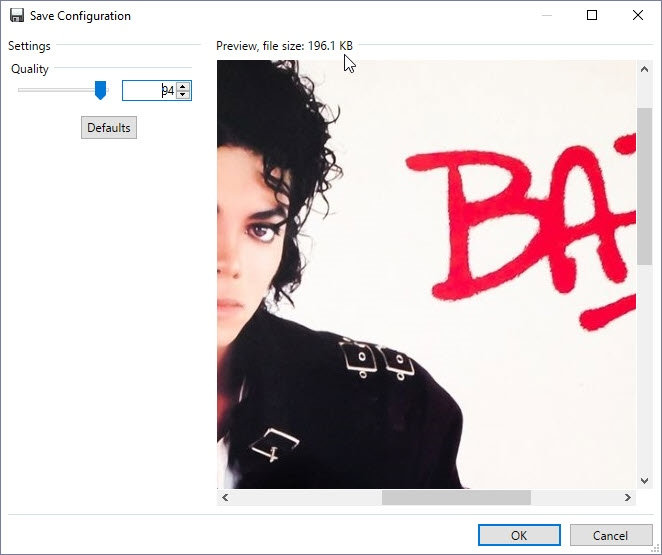 Tips & Tricks for Assigning Album Cover Art to your Music Library - File size