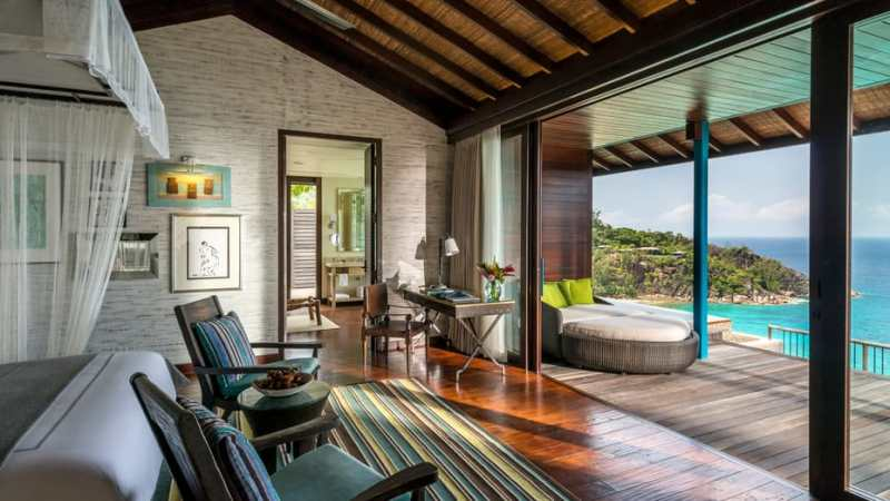 Four Seasons babymoon destination for South African couples