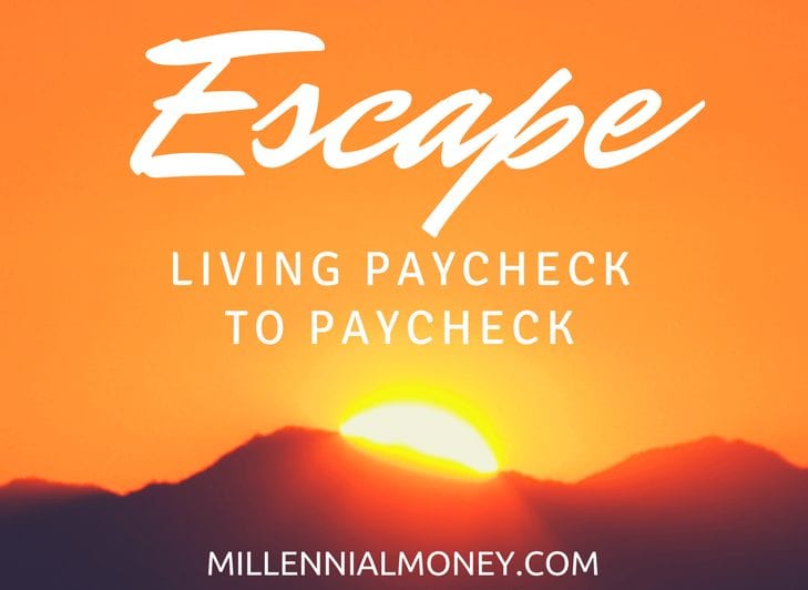 Living Paycheck to Paycheck