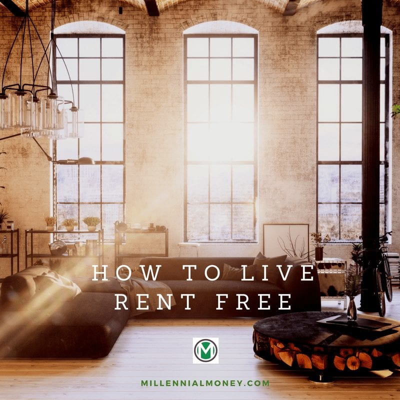 How To Live Rent Free