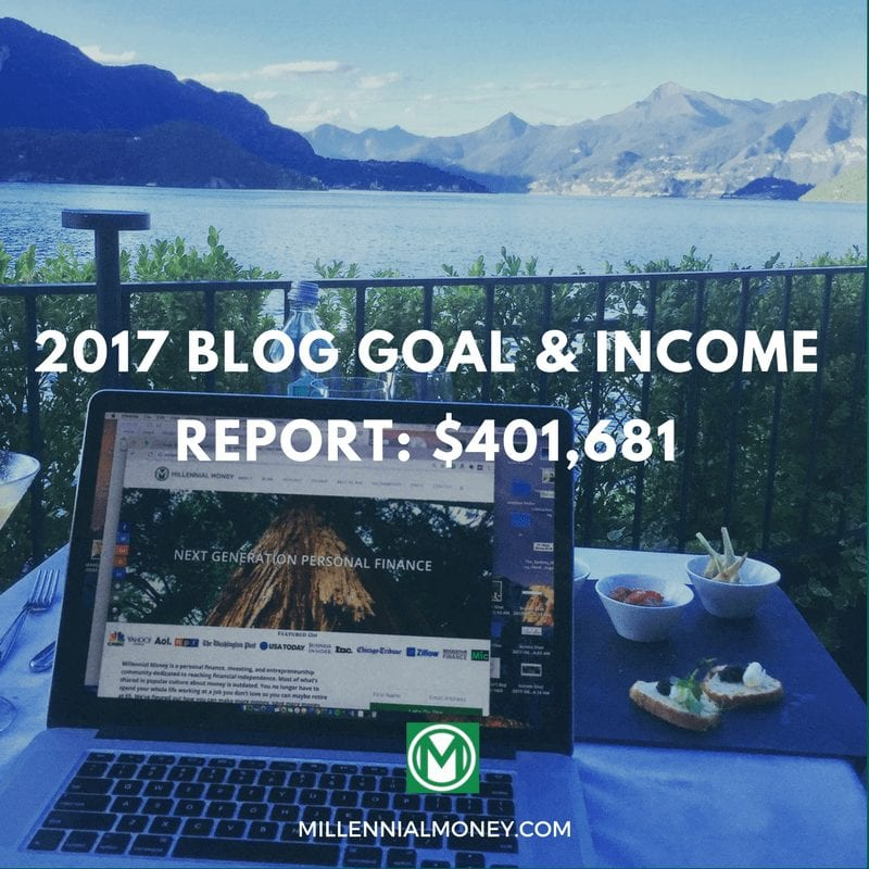 2017 Blog Income Report
