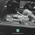 pay per mile car insurance