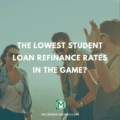 lowest student loan refinance rates