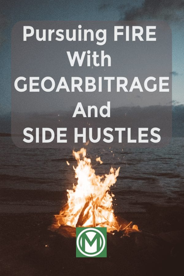 Learn How Naseema paid off $1,000,000 in debt and is now pursuing FIRE through geoarbitrage and side hustling