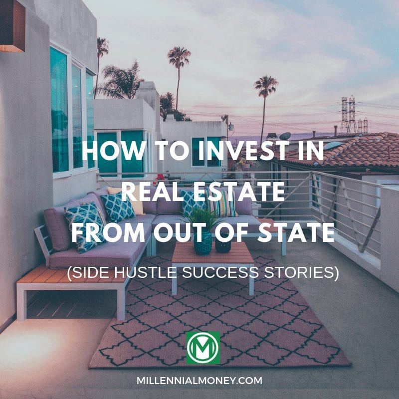 Out Of State Rental Property. Here's how to invest in real estate from out of state!
