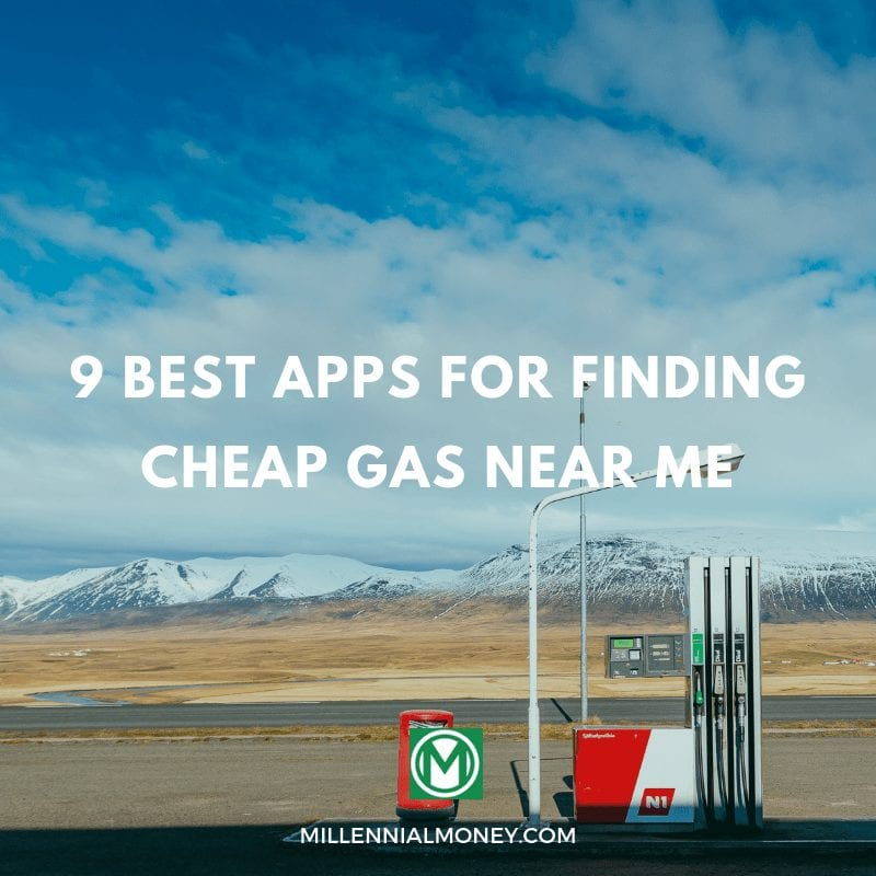 9 best apps for finding cheap gas near me