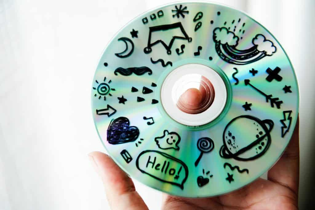 file sharing and the history of data storage