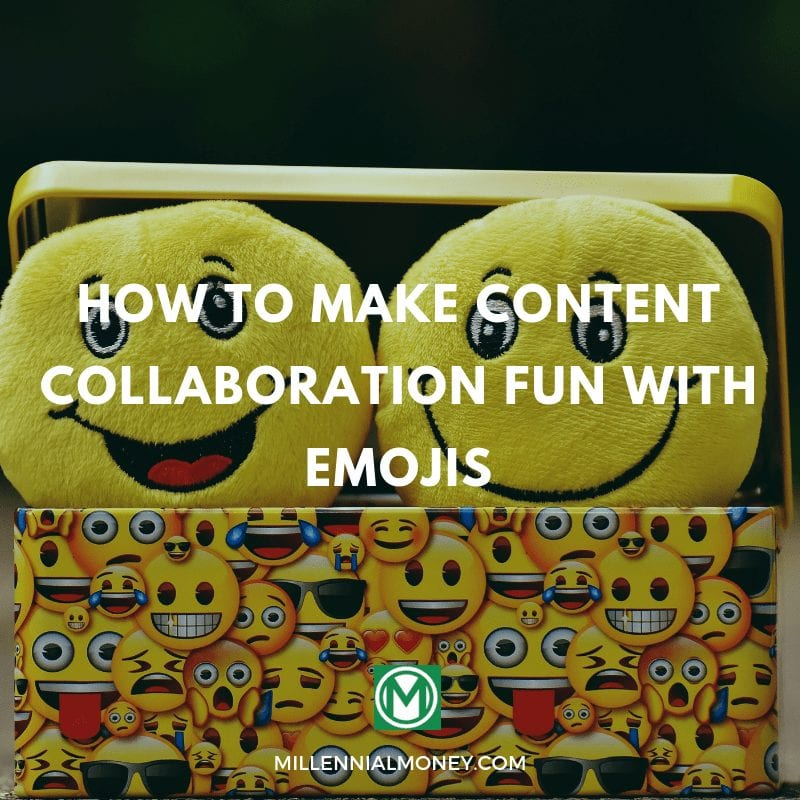 How To Make Content Collaboration Fun With Emojis