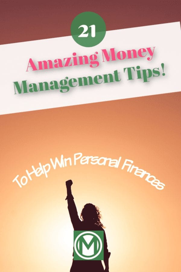 Trying to get ahead in life? Check out these awesome money management tips to help you build a financially successful life.
