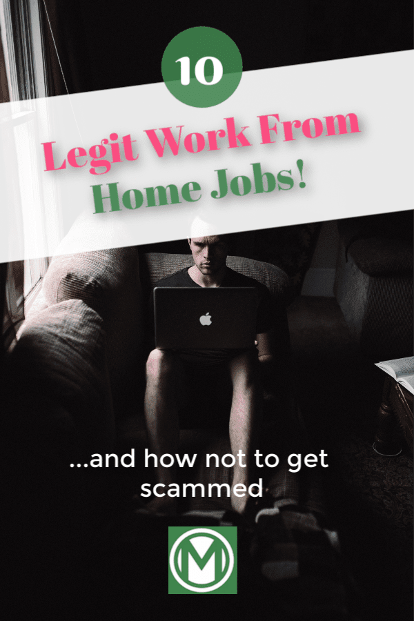 Make landing a legitimate work from home job a whole lot easier. Learn how not to get scammed and what the best legitimate work from home jobs are.