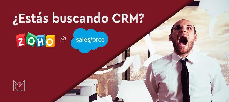 Zoho VS Salesforce