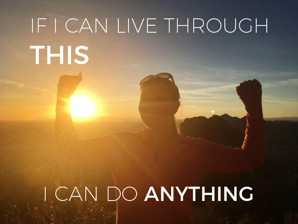 If I Can Live Through This, I Can Do Anything | Millennials with Meaning