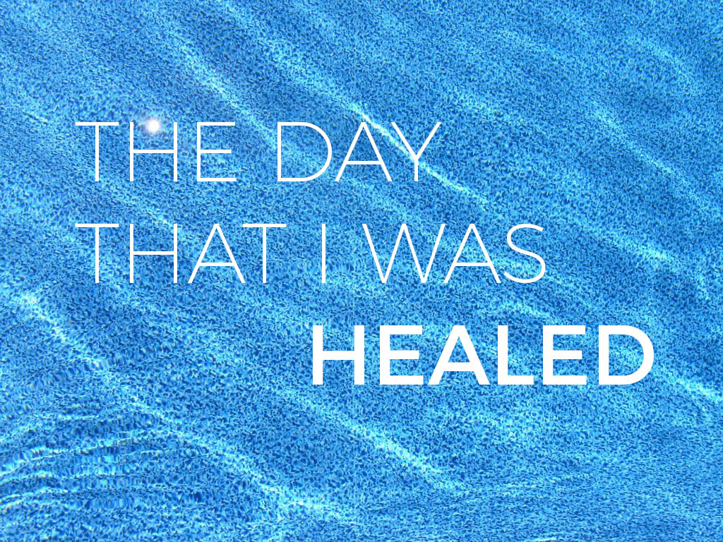 The Day That I Was Healed | Millennials with Meaning