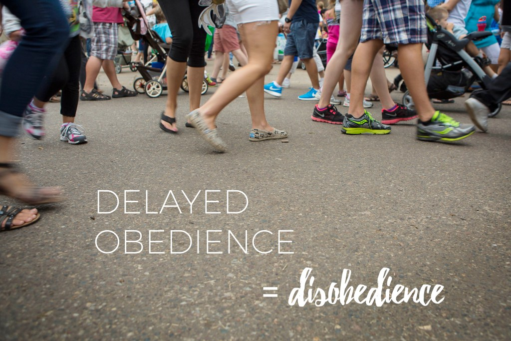 Delayed Obedience | Millennials with Meaning