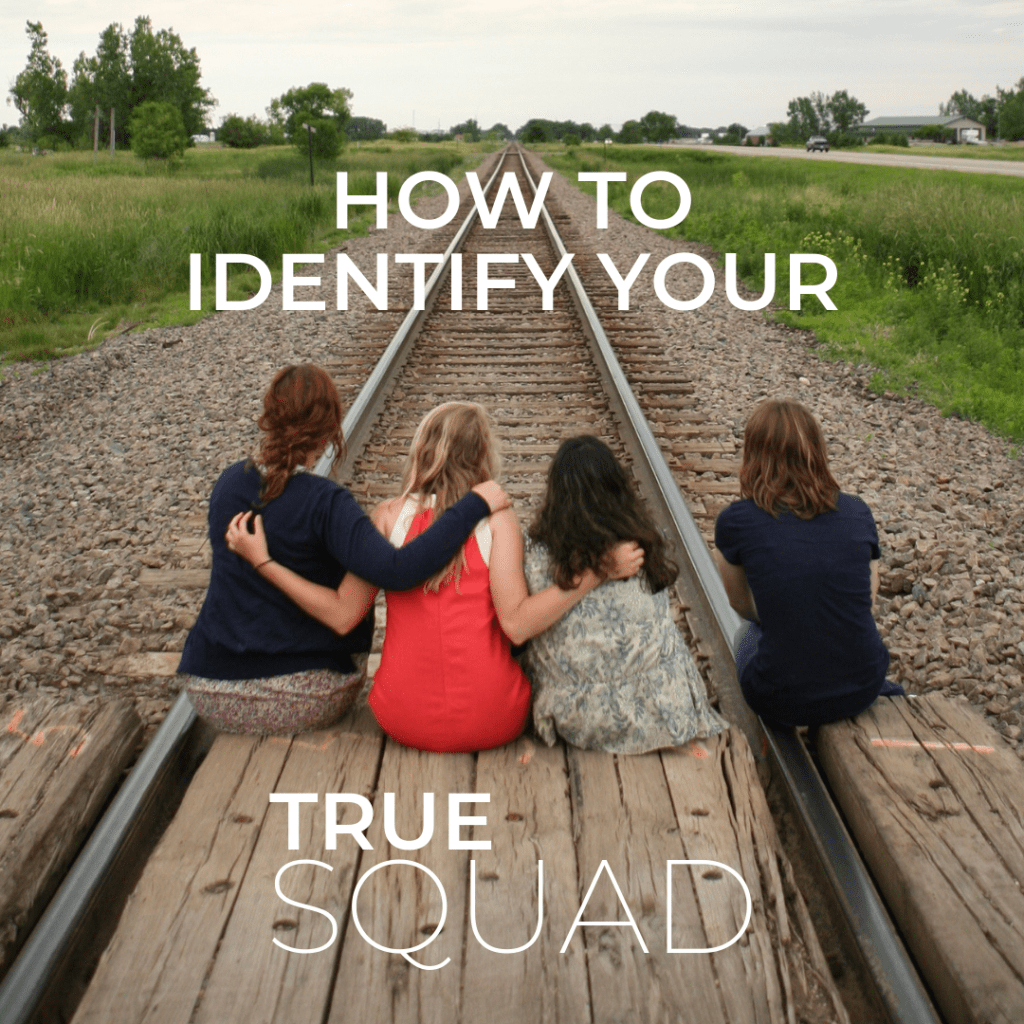 How to Identify Your True Squad | Millennials with Meaning