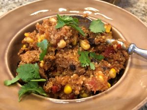 Quinoa Chili - What I Ate On My Daniel Fast | Millennials with Meaning