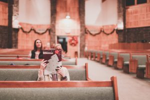 Things Introverts Love About Church | Millennials with Meaning