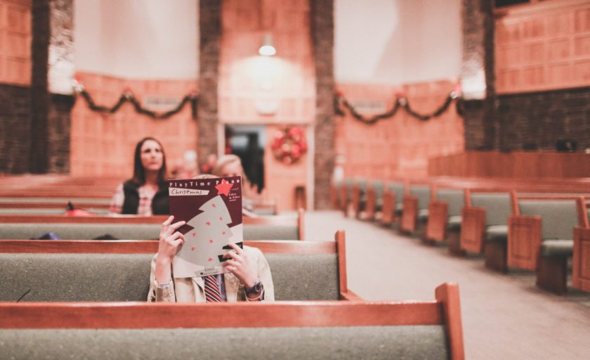 Things Introverts Love About Church