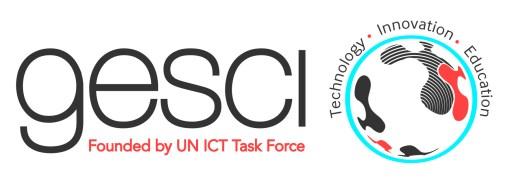 Logo version GESCI bold