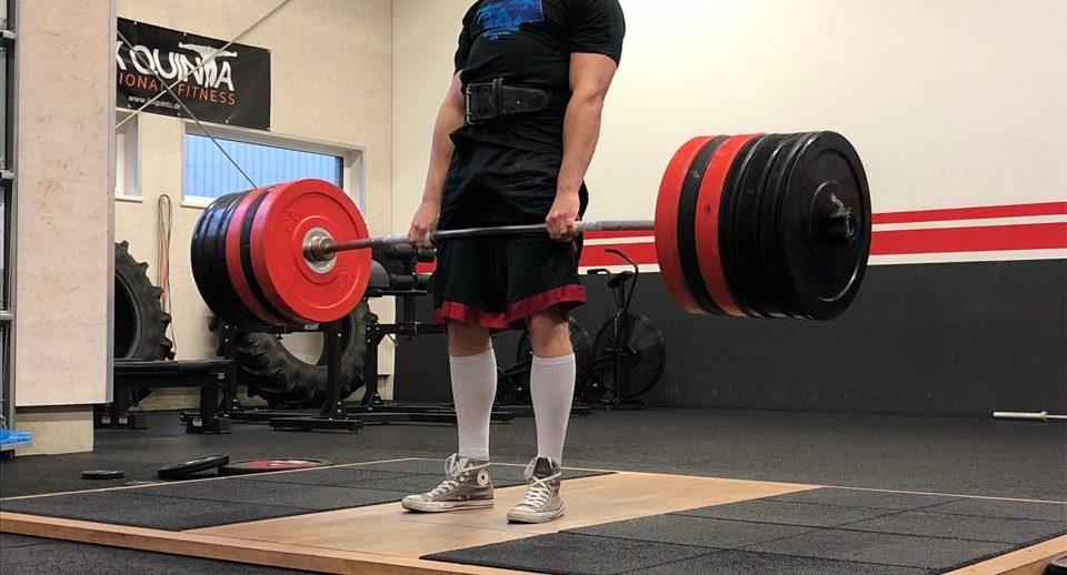 30kg mehr im Kreuzheben in einer Woche