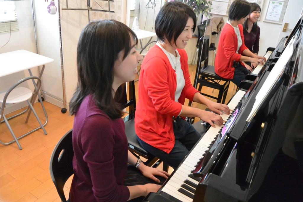 ミレオ 無料体験ピアノ・レッスン