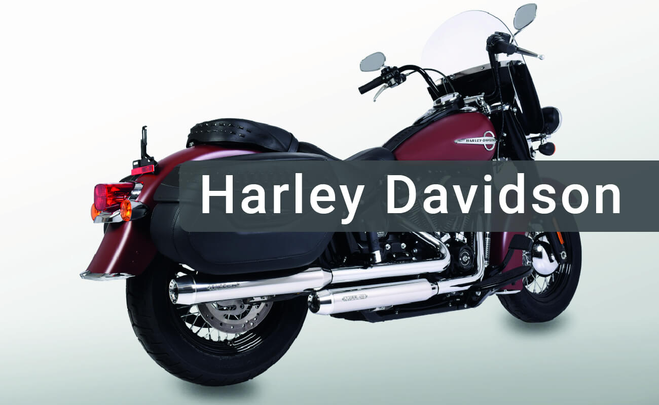 slip on exhaust systems for harley