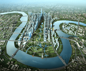 Tianjin eco-city