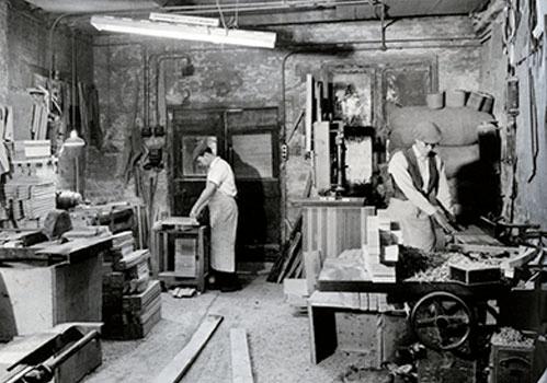1950s Furniture WOrkshop