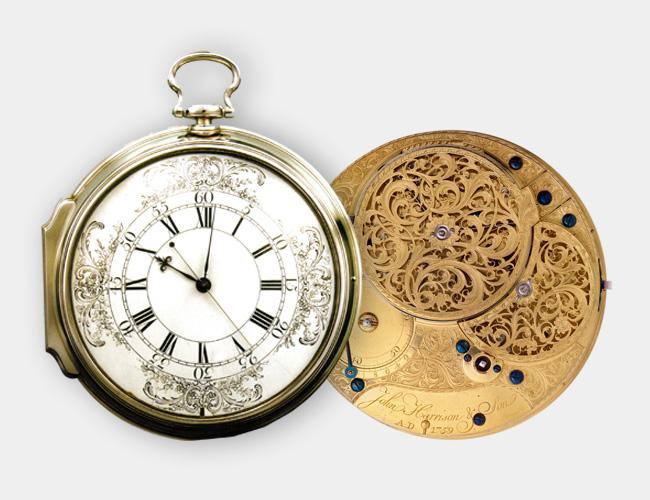 Harrison H4 Marine Chronometer